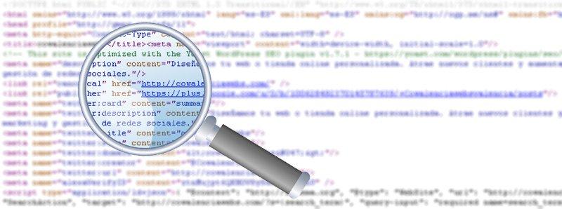 4 herramientas con las que investigar otras webs