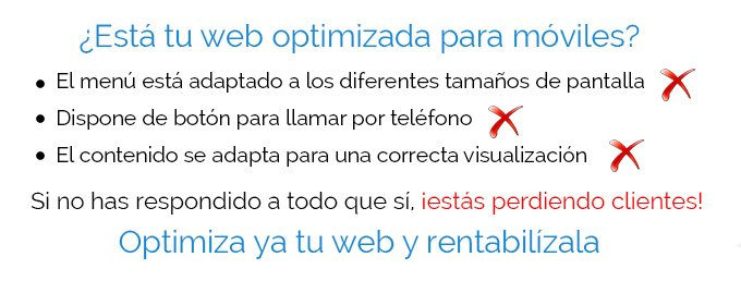 optimizacion web valencia