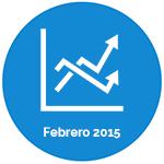 Resumen mensual de Febrero de 2015
