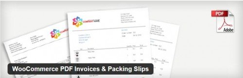 WooCommerce PDF Invoices Packing Slips