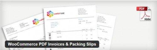 WooCommerce PDF Invoices Packing Slips