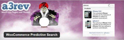 WooCommerce Predictive Search usabilidad plugin gratuito