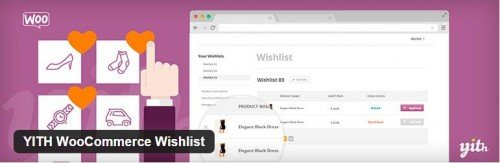 YITH WooCommerce Wishlist usabilidad plugin gratuito