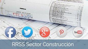 Gesti�n de redes sociales sector construcci�n valencia