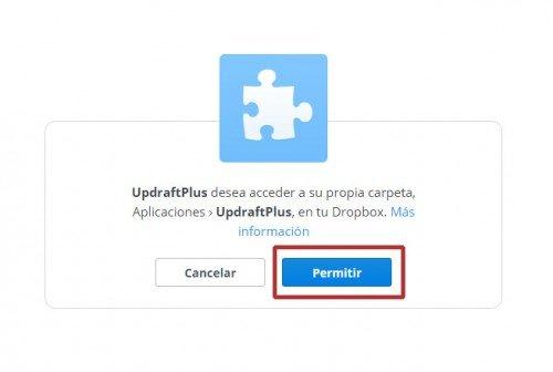 Configuración de copias de seguridad en WordPress 09