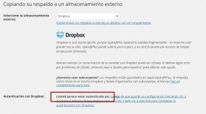 Plugin UpdraftPlus Configuración paso a paso 10