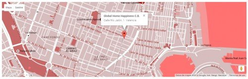 global home happiness pagina contacto