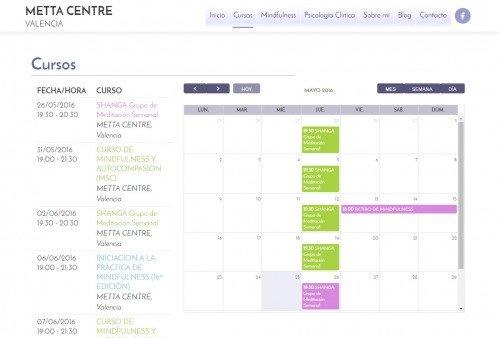 diseño web metta centre psicologia clinica mindfulness 05