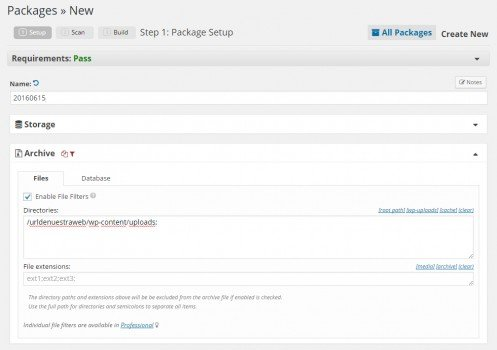 migrar web hosting wordpress plugin duplicator 07