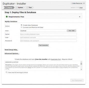 migrar web hosting wordpress plugin duplicator 08