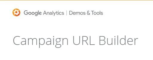 Seguimiento de campañas en Analytics. Creador de URLs