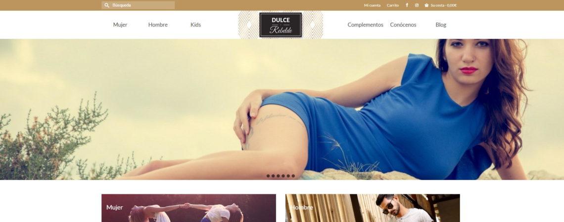 dulce y rebelde tienda online ropa complementos valencia bunyol