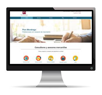 Pere Mondrago – Consultores y asesores mercantiles